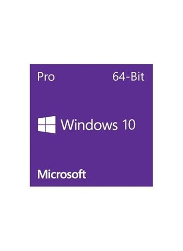 Microsoft Microsoft Windows 10 Pro 64 Bit Eng FQC-08929 1Pk Oem Dvd Renkli